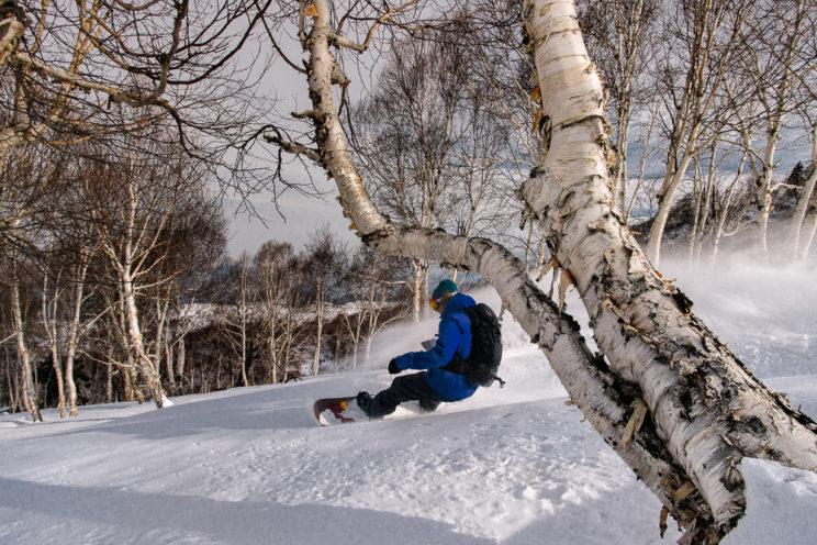 Snowboarding Lech am Arlberg