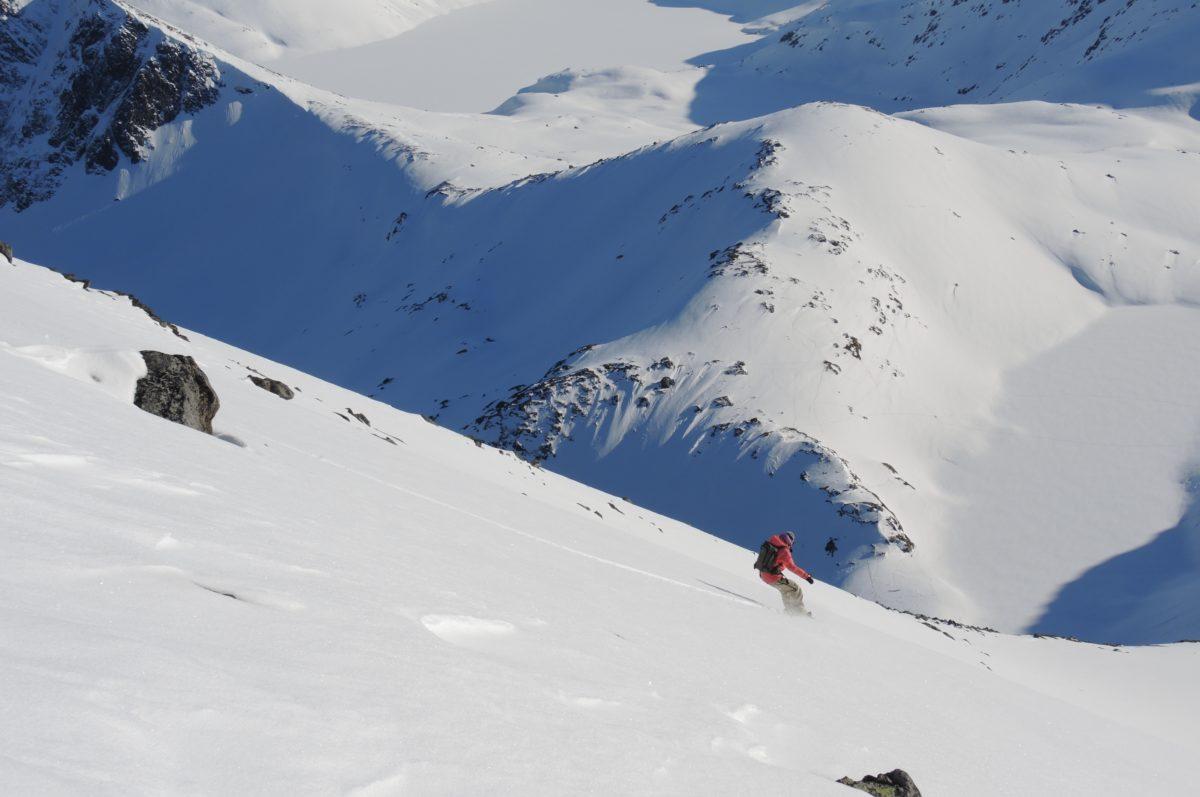 snowboardguide Arlberg