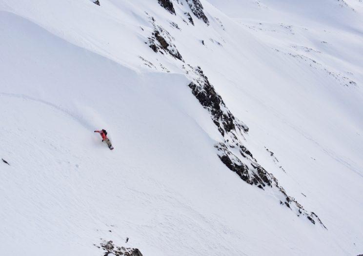 Freeride guide am Arlberg