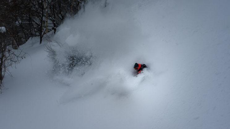 Deep powder Furano