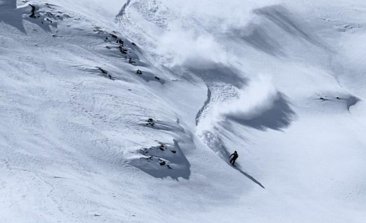 Freeride Stuben am Arlberg